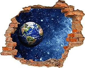 Globus Wandtattoo kaufen